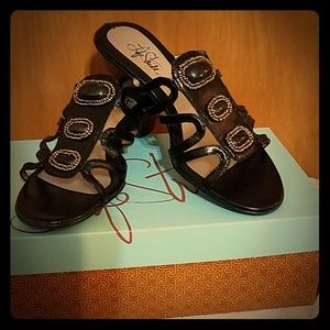 Womens dress sandal